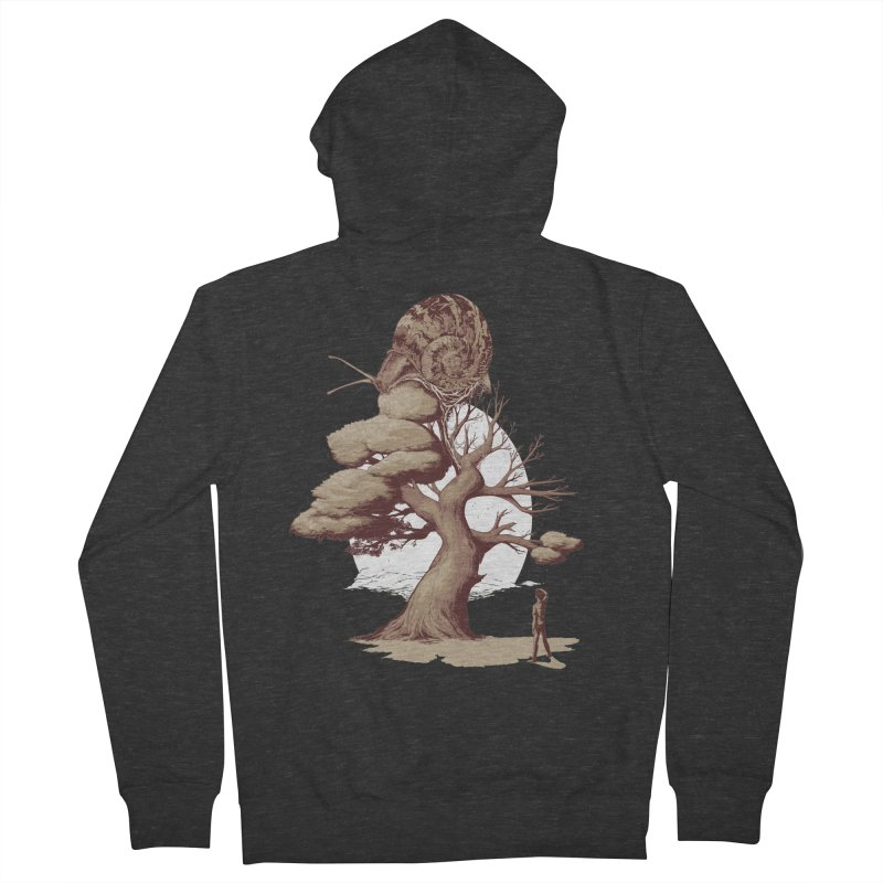 The Day After You Die Men's Zip-Up Hoody by pause's Artist Shop