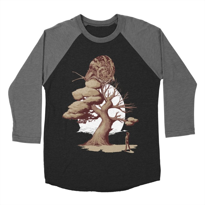 The Day After You Die Women's Baseball Triblend T-Shirt by pause's Artist Shop