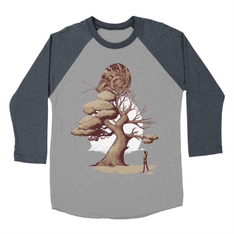 The Day After You Die Men's Baseball Triblend T-Shirt by pause's Artist Shop