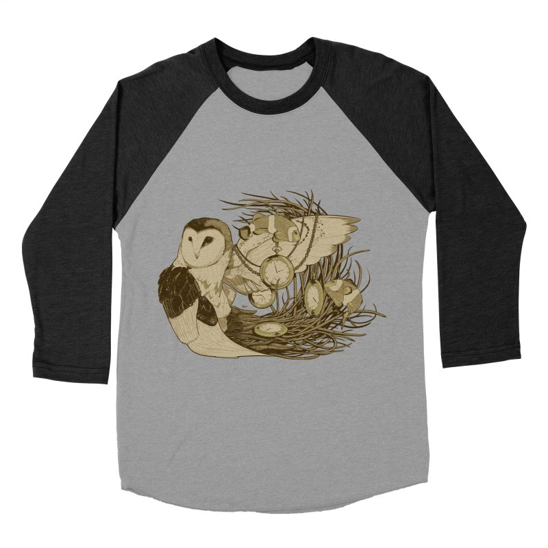 Hootie and the Clownfish Women's Baseball Triblend T-Shirt by pause's Artist Shop