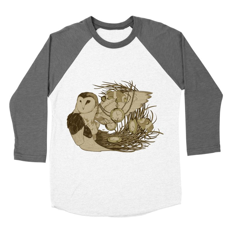 Hootie and the Clownfish Men's Baseball Triblend T-Shirt by pause's Artist Shop