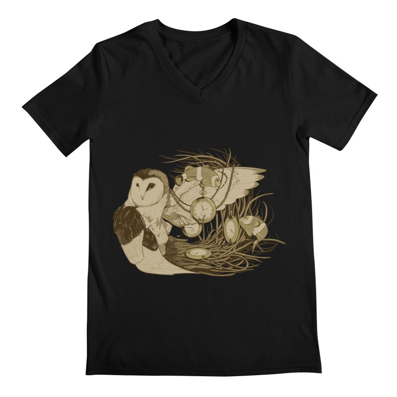 Hootie and the Clownfish Men's V-Neck by pause's Artist Shop