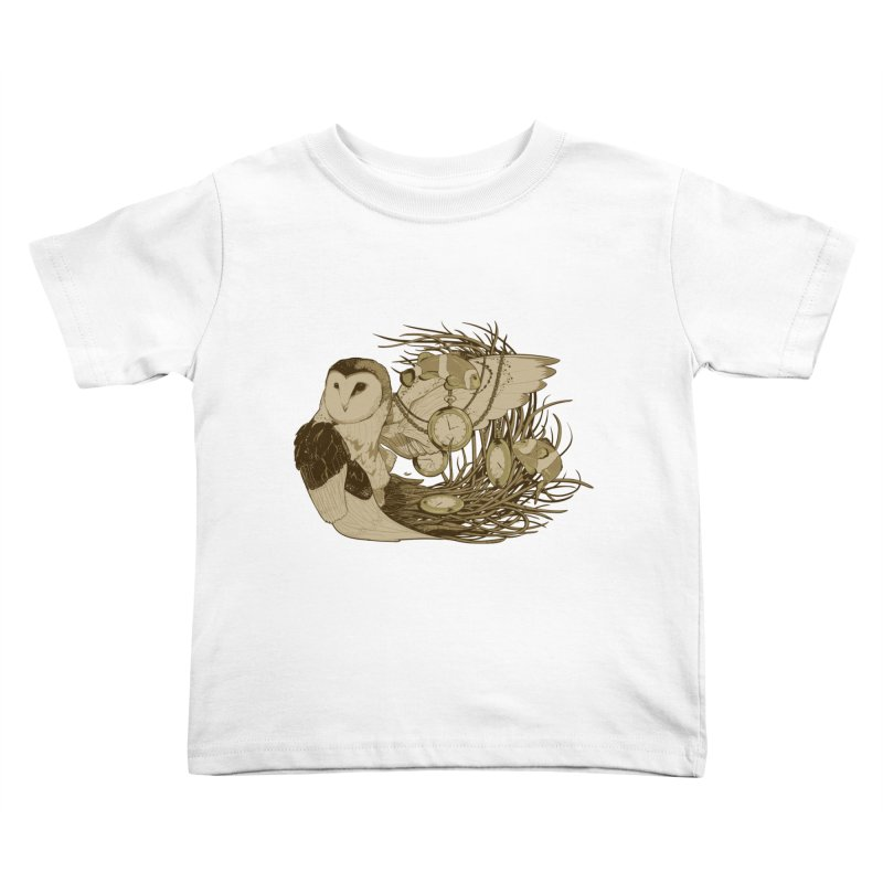 Hootie and the Clownfish Kids Toddler T-Shirt by pause's Artist Shop