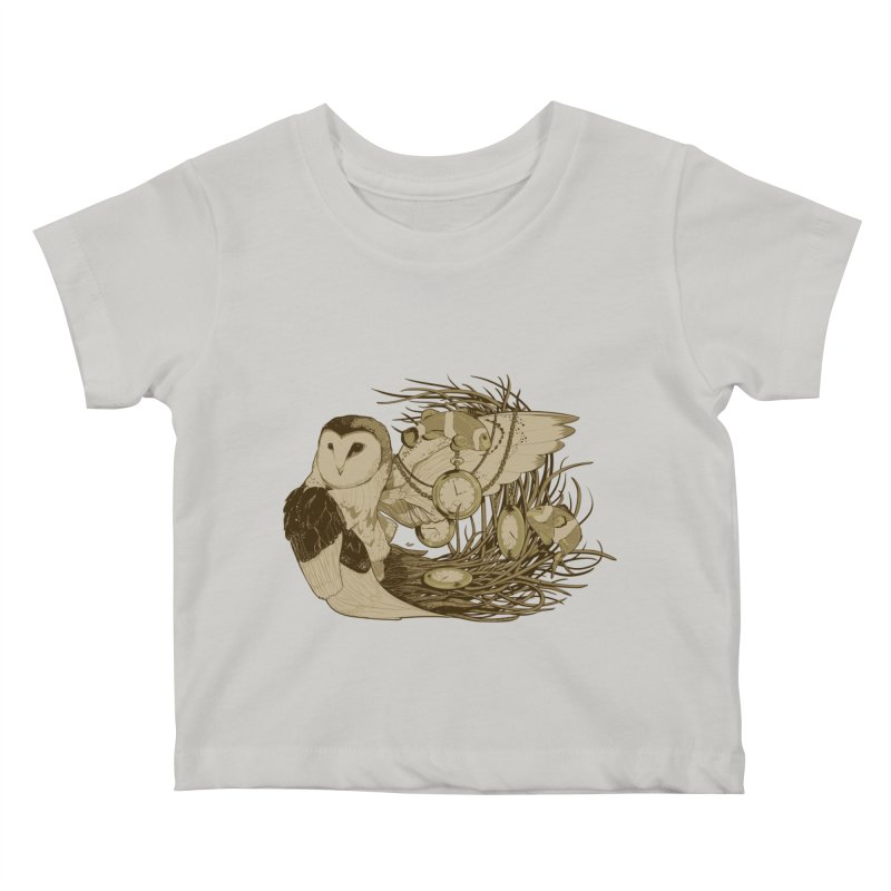 Hootie and the Clownfish Kids Baby T-Shirt by pause's Artist Shop