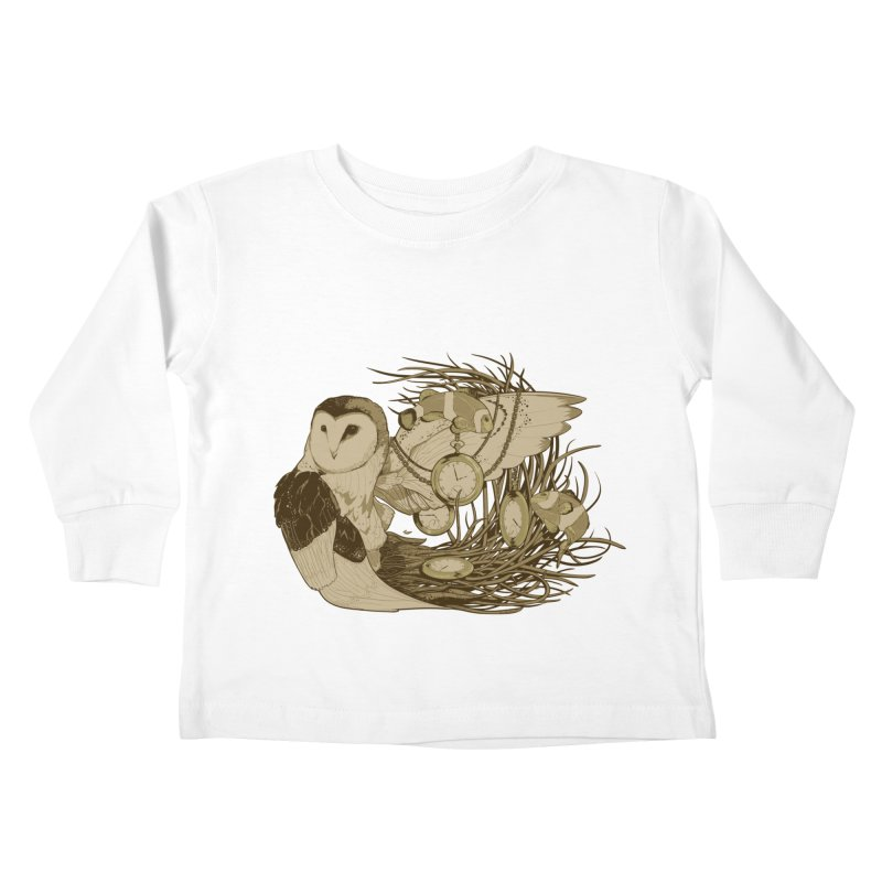 Hootie and the Clownfish Kids Toddler Longsleeve T-Shirt by pause's Artist Shop