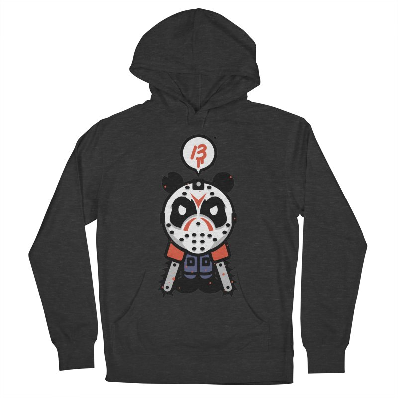 Chainsaw Panda Slasher Women's Pullover Hoody by pause's Artist Shop