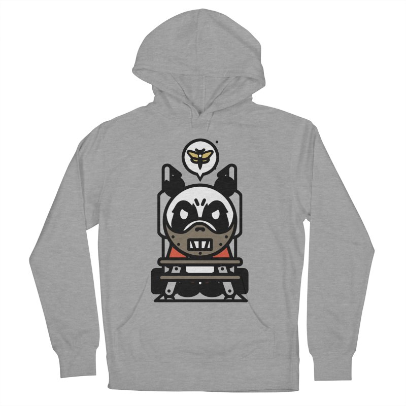 Chainsaw Panda Cannibal Women's Pullover Hoody by pause's Artist Shop