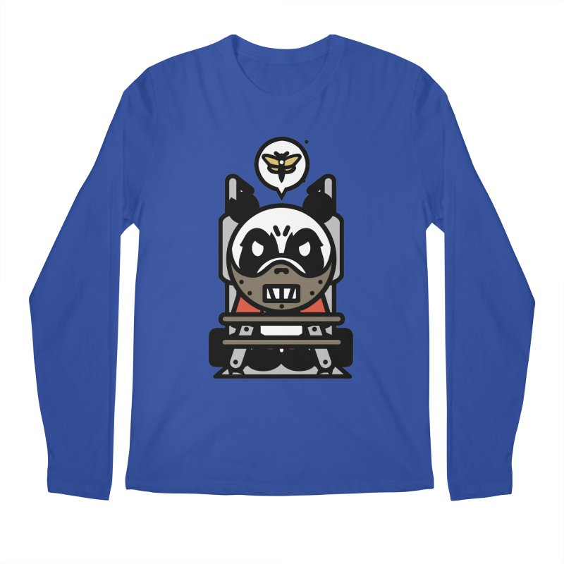 Chainsaw Panda Cannibal Men's Longsleeve T-Shirt by pause's Artist Shop
