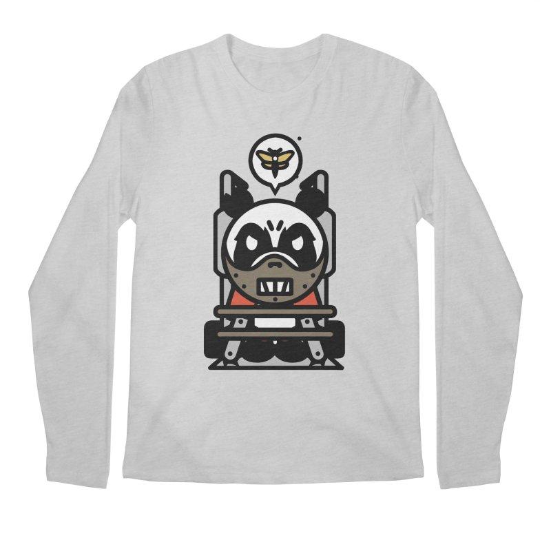 Chainsaw Panda Cannibal Men's Longsleeve T-Shirt by pause's Artist Shop