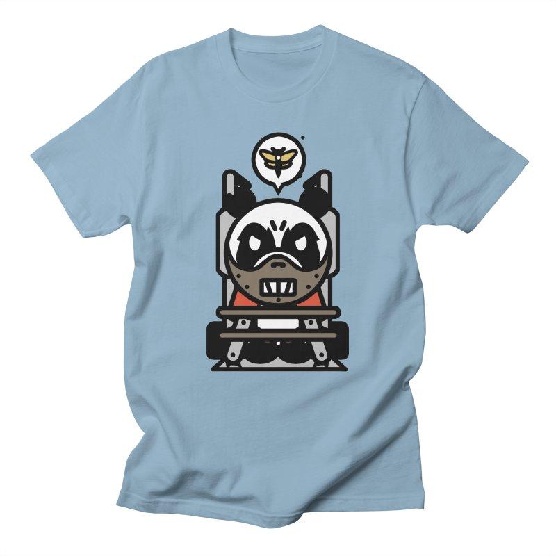 Chainsaw Panda Cannibal Men's T-Shirt by pause's Artist Shop