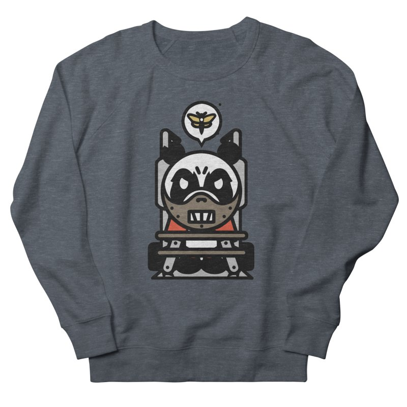 Chainsaw Panda Cannibal Men's Sweatshirt by pause's Artist Shop