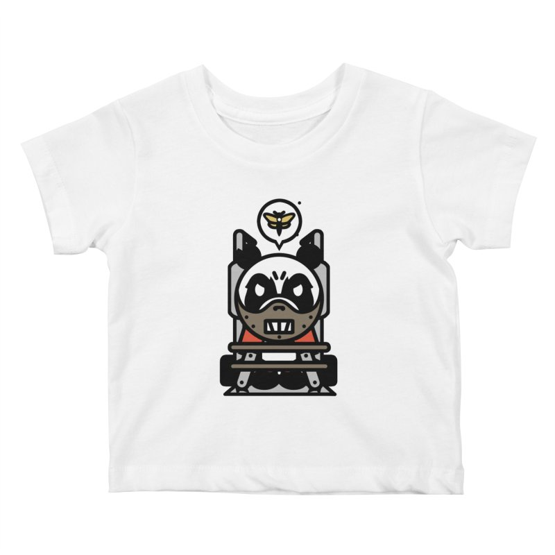 Chainsaw Panda Cannibal Kids Baby T-Shirt by pause's Artist Shop
