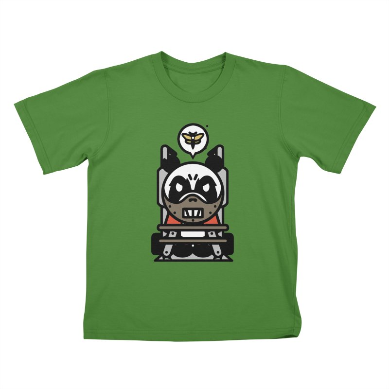 Chainsaw Panda Cannibal Kids T-shirt by pause's Artist Shop
