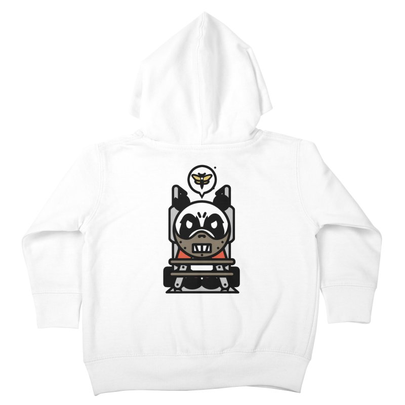 Chainsaw Panda Cannibal Kids Toddler Zip-Up Hoody by pause's Artist Shop
