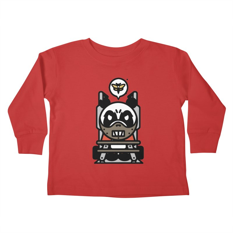 Chainsaw Panda Cannibal Kids Toddler Longsleeve T-Shirt by pause's Artist Shop