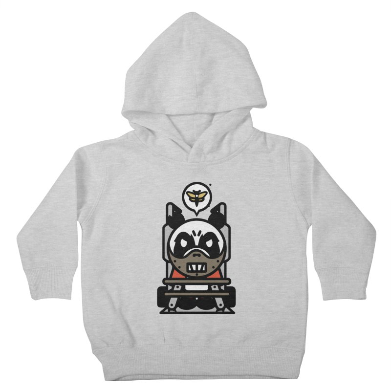 Chainsaw Panda Cannibal Kids Toddler Pullover Hoody by pause's Artist Shop