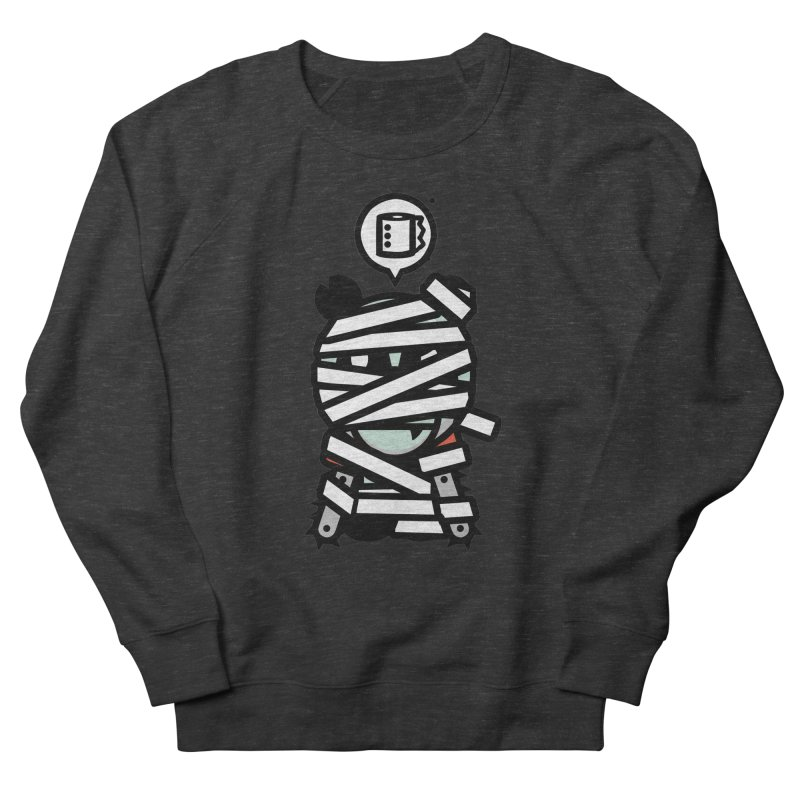 Chainsaw Panda Mummy Women's Sweatshirt by pause's Artist Shop