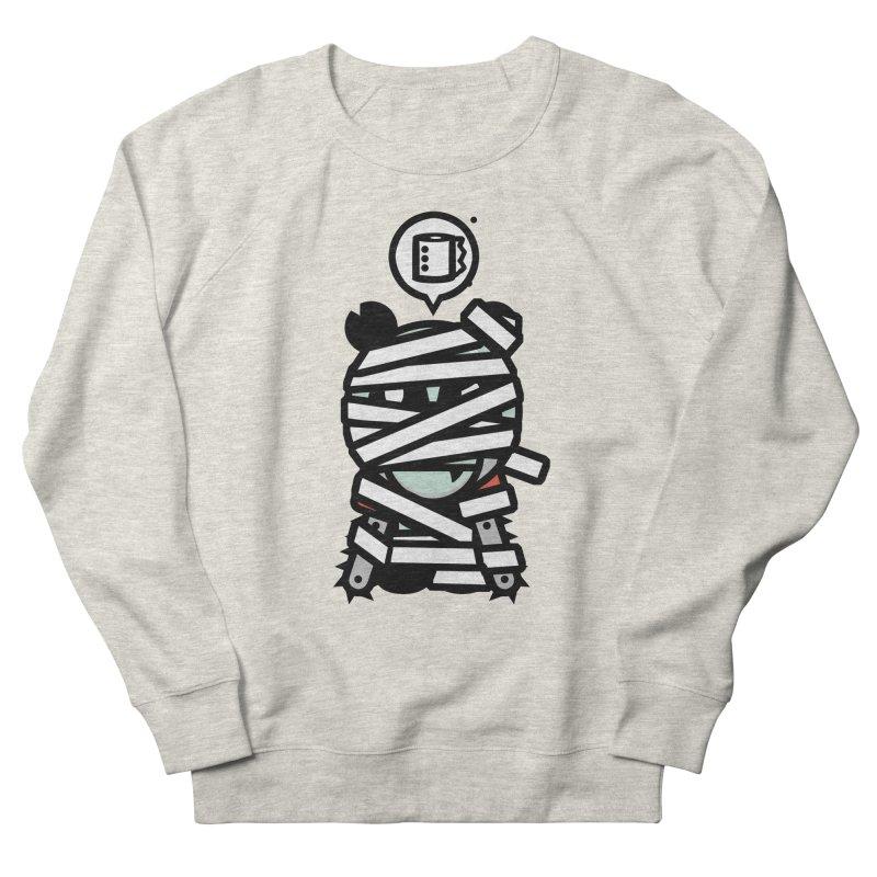 Chainsaw Panda Mummy Men's Sweatshirt by pause's Artist Shop