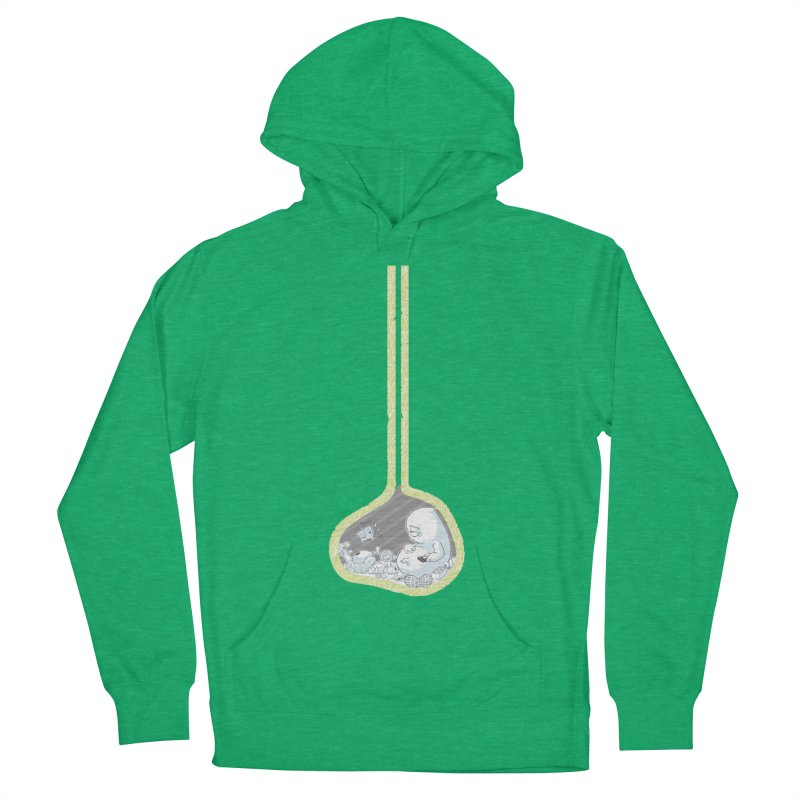 Indigestion Women's Pullover Hoody by pause's Artist Shop