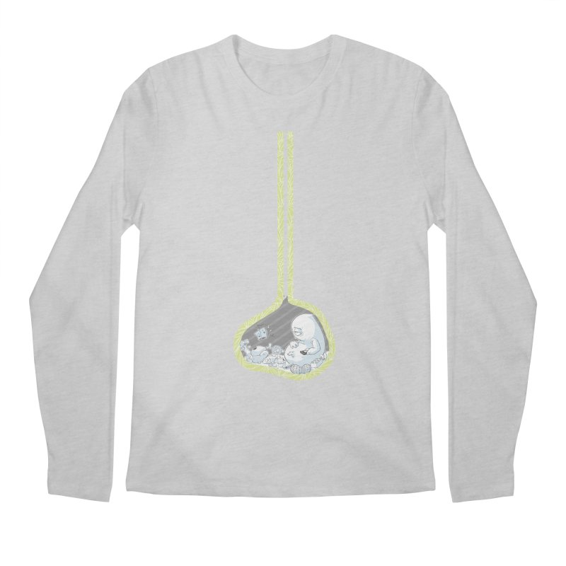 Indigestion Men's Longsleeve T-Shirt by pause's Artist Shop