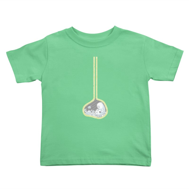 Indigestion Kids Toddler T-Shirt by pause's Artist Shop