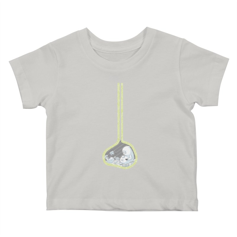 Indigestion Kids Baby T-Shirt by pause's Artist Shop