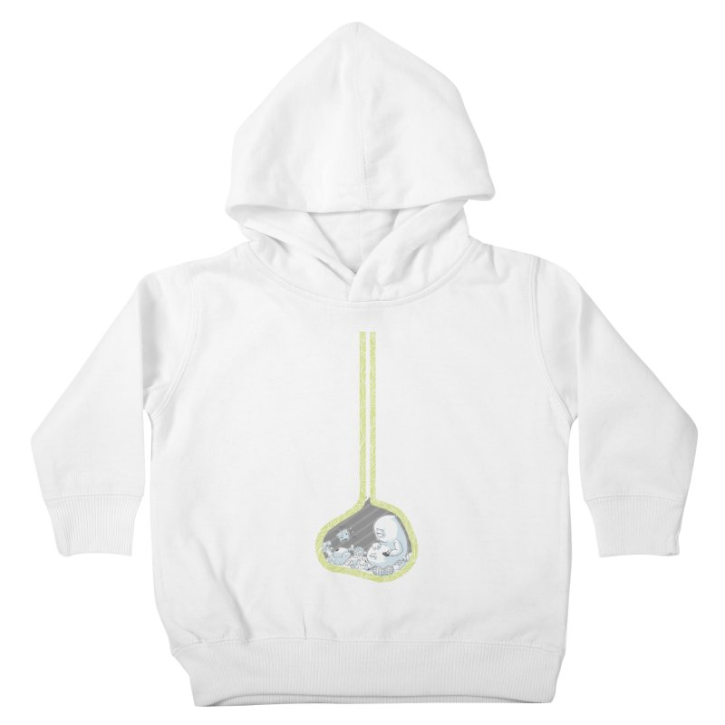 Indigestion Kids Toddler Pullover Hoody by pause's Artist Shop