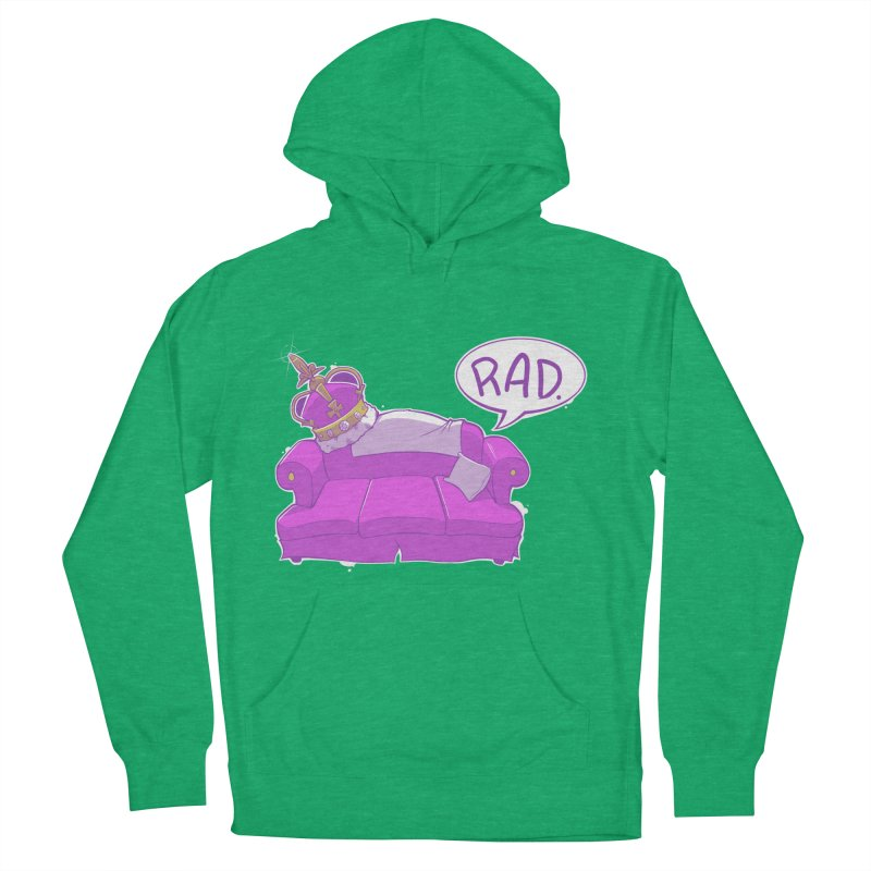 Sofa King Rad Women's Pullover Hoody by pause's Artist Shop