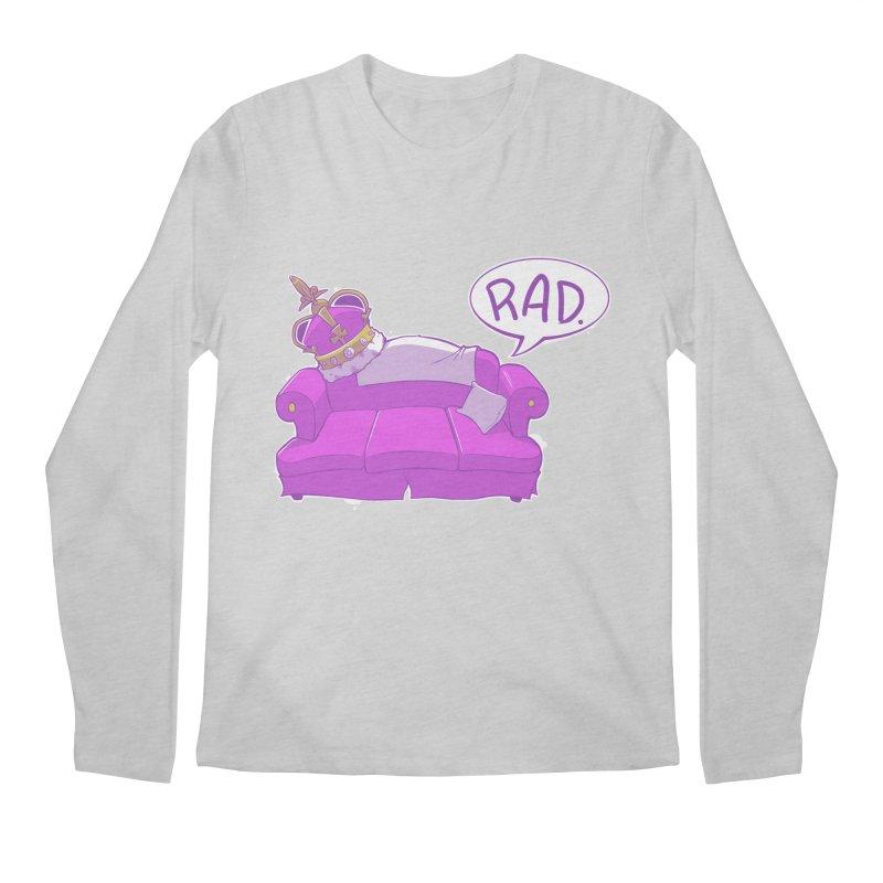 Sofa King Rad Men's Longsleeve T-Shirt by pause's Artist Shop