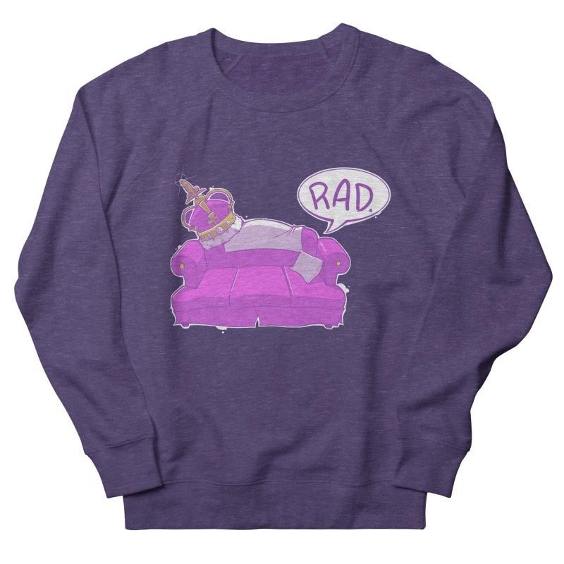 Sofa King Rad Women's Sweatshirt by pause's Artist Shop