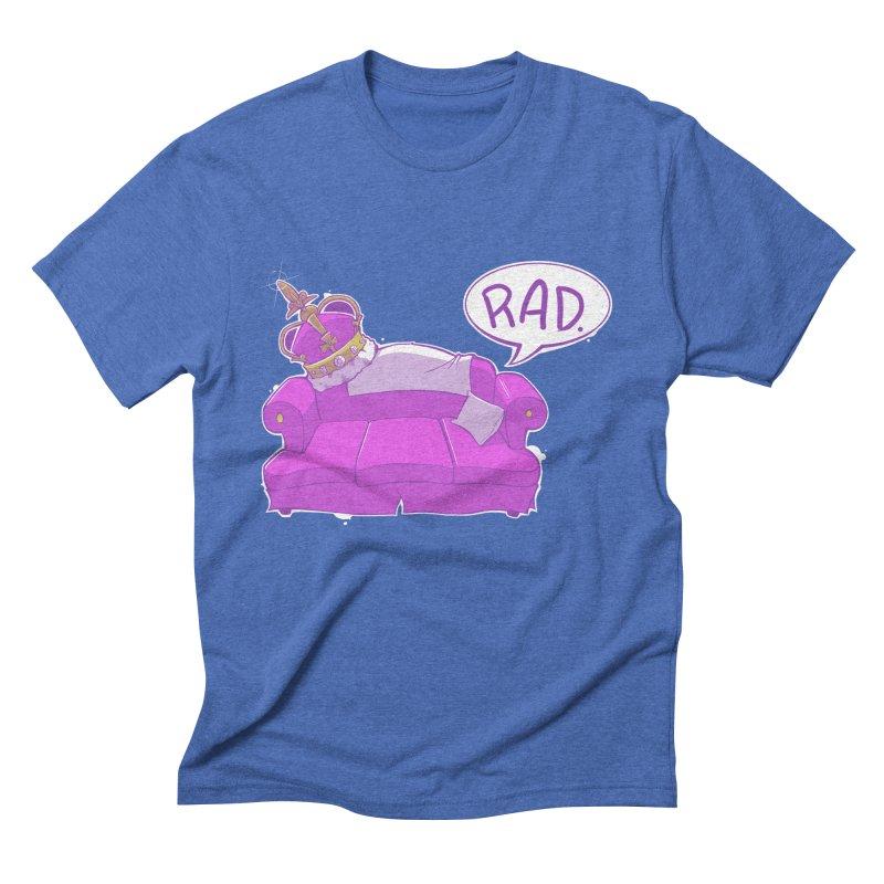 Sofa King Rad Men's Triblend T-shirt by pause's Artist Shop