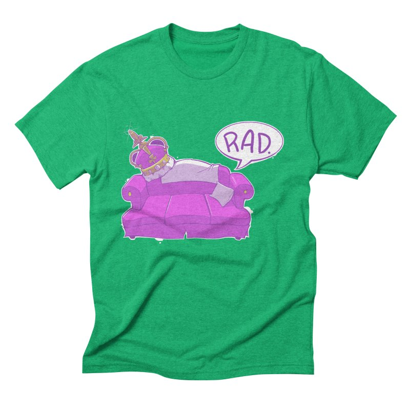 Sofa King Rad Men's Triblend T-Shirt by pause's Artist Shop