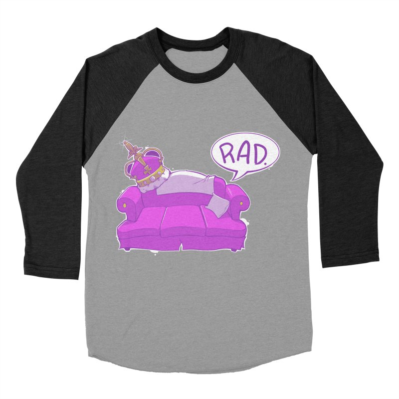 Sofa King Rad Women's Baseball Triblend T-Shirt by pause's Artist Shop