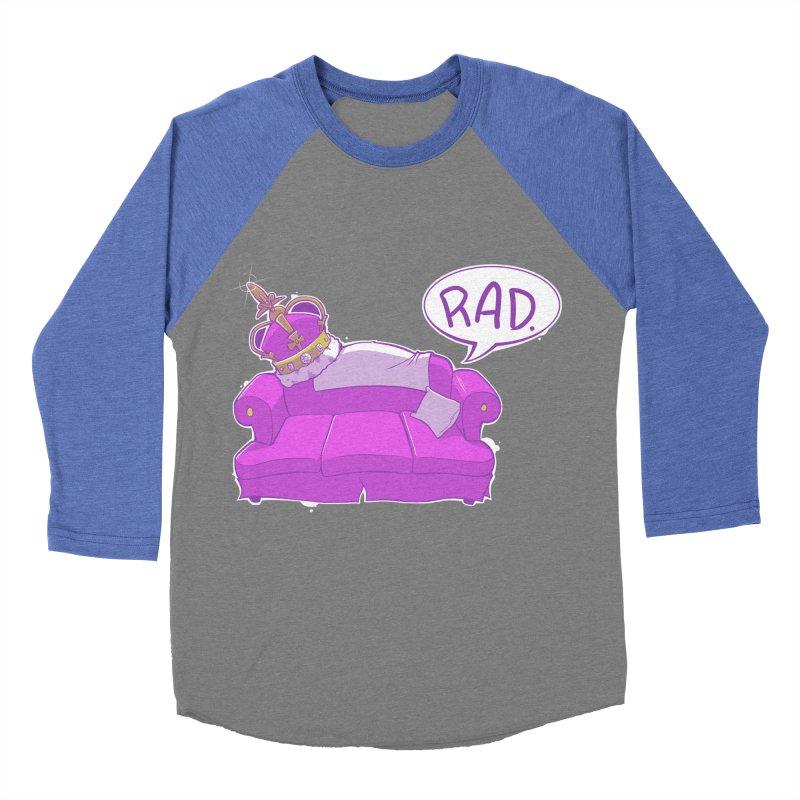 Sofa King Rad Men's Baseball Triblend T-Shirt by pause's Artist Shop