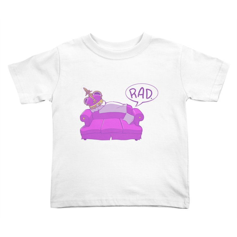 Sofa King Rad Kids Toddler T-Shirt by pause's Artist Shop