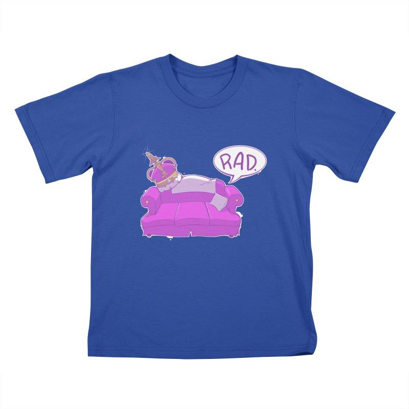 Sofa King Rad Kids T-Shirt by pause's Artist Shop