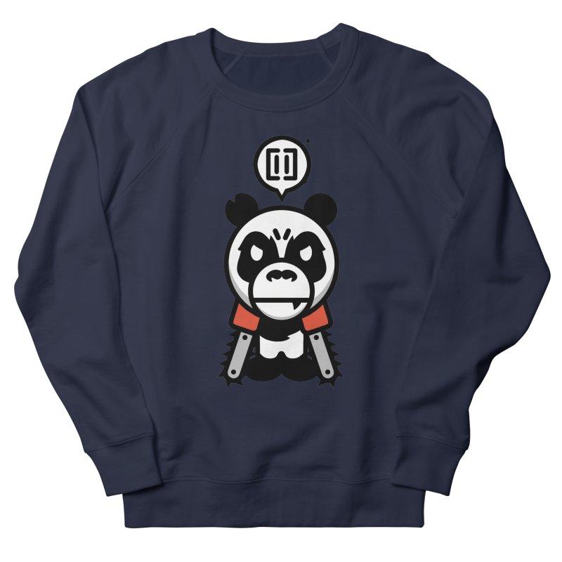 Cute Chainsaw Panda Men's Sweatshirt by pause's Artist Shop