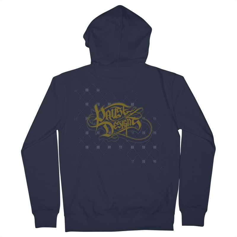 The Ambassador Women's Zip-Up Hoody by pause's Artist Shop