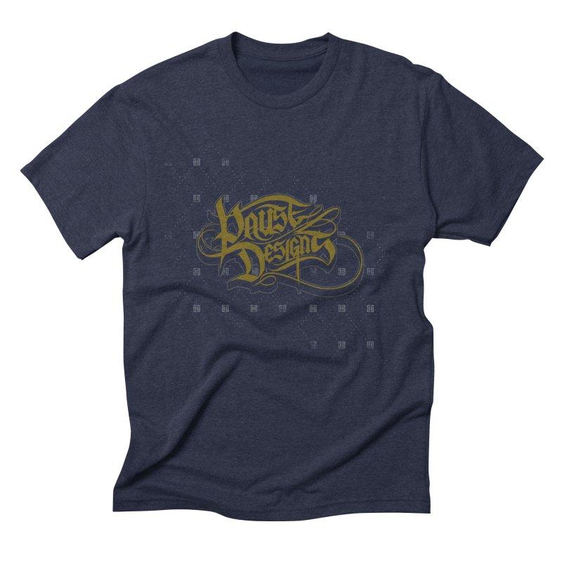 The Ambassador Men's Triblend T-shirt by pause's Artist Shop