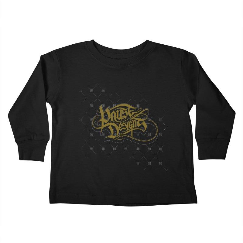 The Ambassador Kids Toddler Longsleeve T-Shirt by pause's Artist Shop