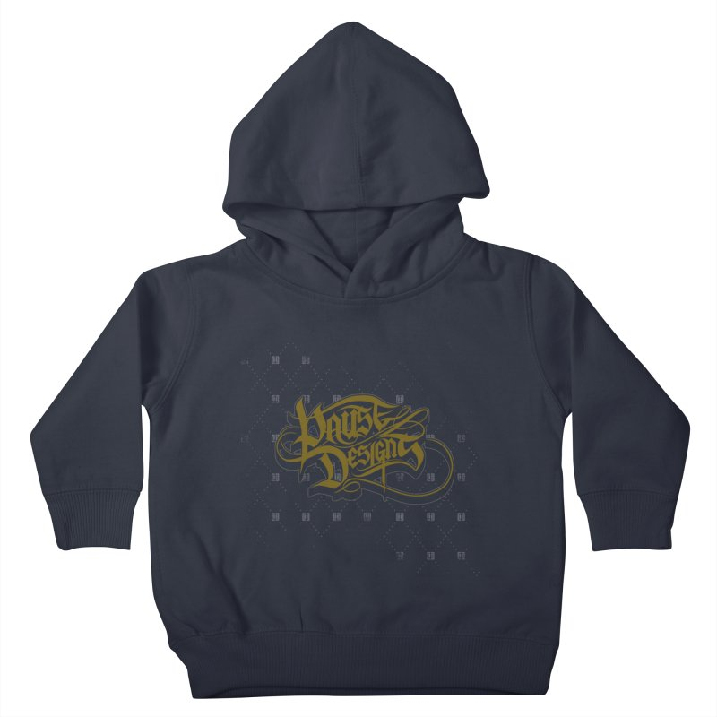 The Ambassador Kids Toddler Pullover Hoody by pause's Artist Shop