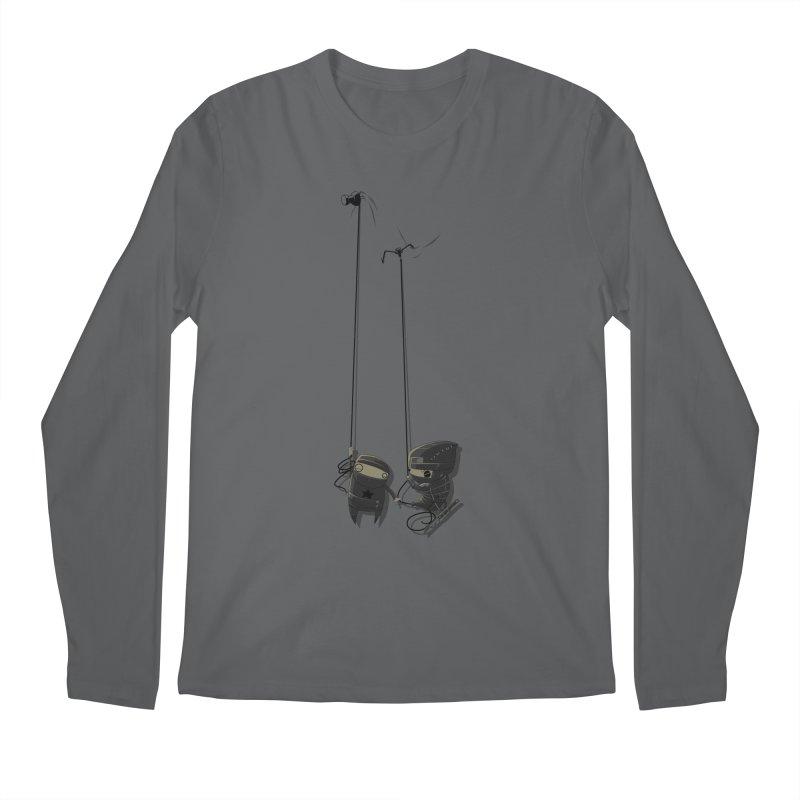 A Little TOO Raph Men's Longsleeve T-Shirt by pause's Artist Shop