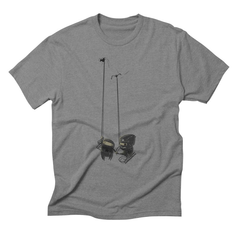 A Little TOO Raph Men's Triblend T-Shirt by pause's Artist Shop