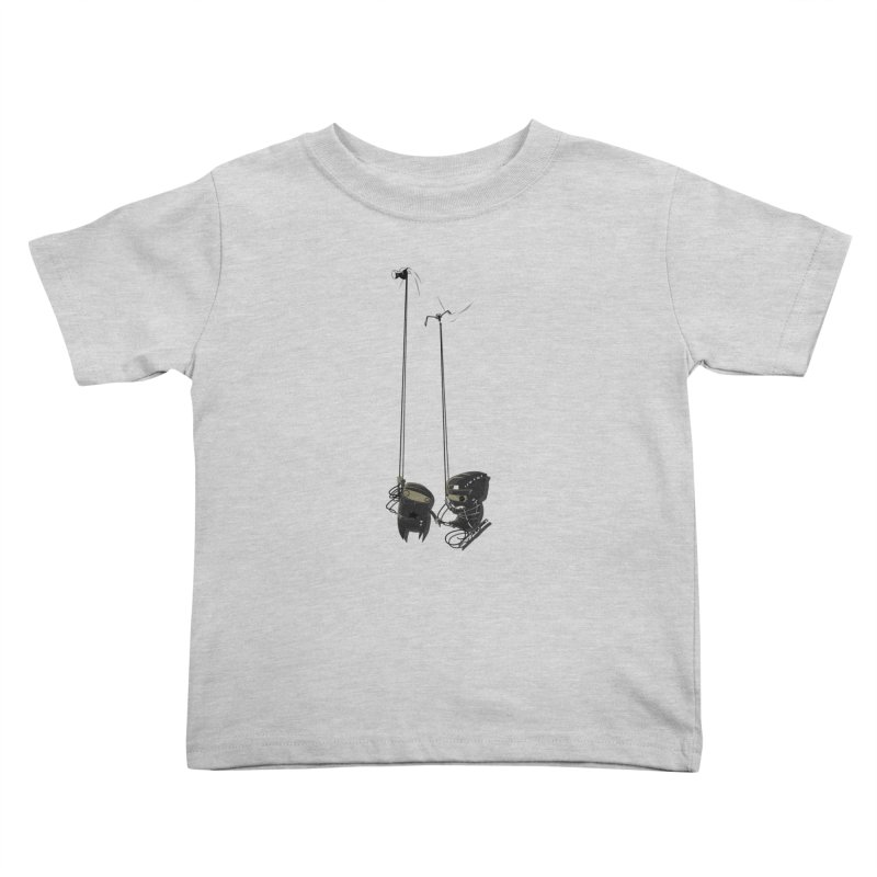 A Little TOO Raph Kids Toddler T-Shirt by pause's Artist Shop