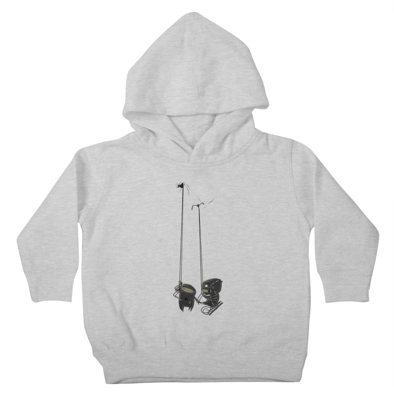 A Little TOO Raph Kids Toddler Pullover Hoody by pause's Artist Shop