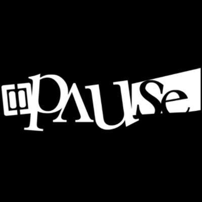 pause's Artist Shop Logo