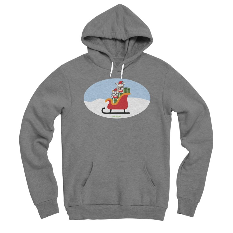 Santa Paws Women's Pullover Hoody by PawBoost's Shop
