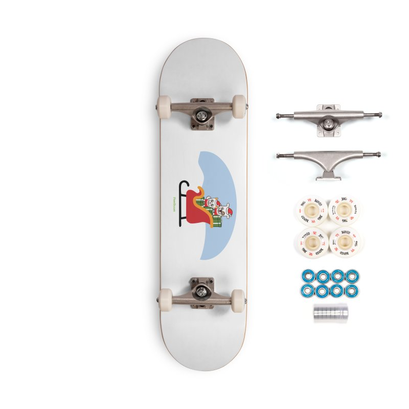 Santa Paws Accessories Complete - Premium Skateboard by PawBoost's Shop