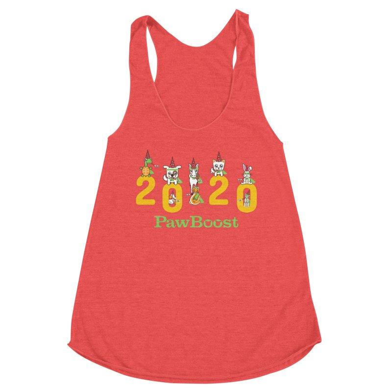 Hello 2020! Women's Tank by PawBoost's Shop