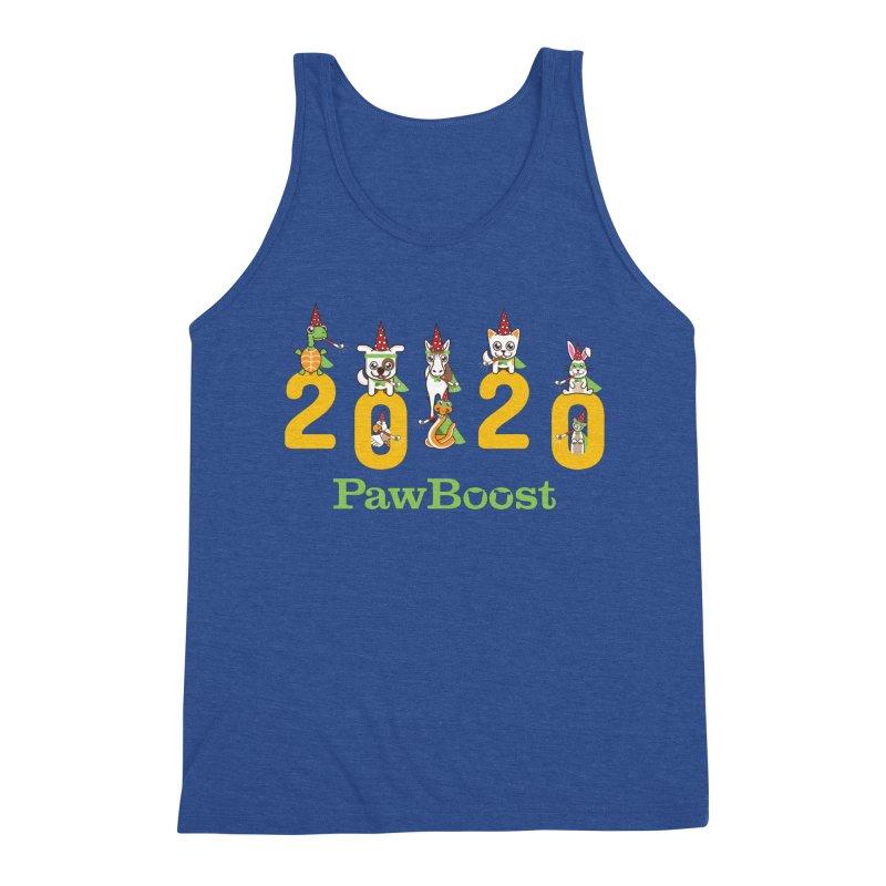 Hello 2020! Men's Tank by PawBoost's Shop